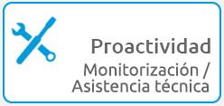 Servicios gestionados Proactividad Cribsa Xerox Barcelona Servicios de Impresión Gestionados (MPS)