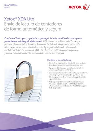 XDA Cribsa Xerox 1 Mantenimiento