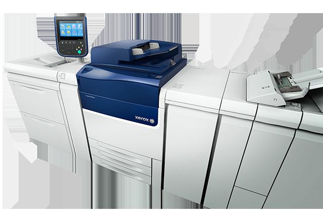 Prensa Xerox Versan t80 Xerox Versant 80 SIQA   Registro