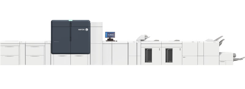 Produccion Cribsa Barcelona Xerox Equipos de Producción