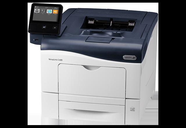 Impresora color Xerox VersaLink C400 Renting de Impresoras
