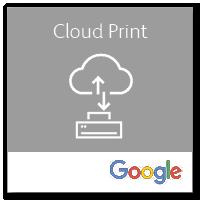 connectKey CloudPrint Impresión Móvil