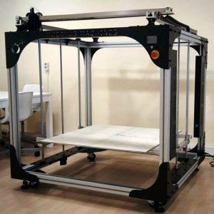 M3 Impresora 3D De Un Metro Cúbico 300x300 CRIBSA en Graphispag 2019